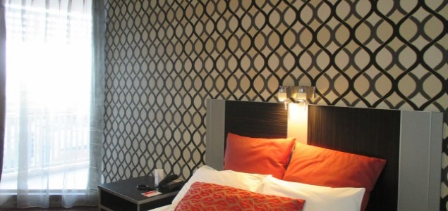 hotel wallpaper installation Brisbane
