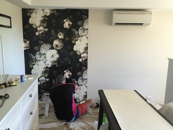 Installing Ellie Cashman Wallpaper